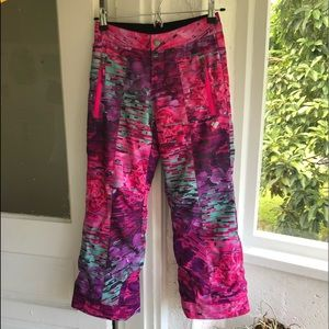 Obermeyer Girls Ski Pants